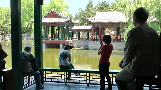 The beautiful Summer Palace 頤和園 in BeiJing (2)