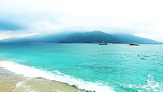 FenJieZhou Island 分界洲, HaiNan province