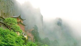 Video : China : Mount YanDang 雁蕩山, WenZhou, ZheJiang province