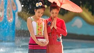 Video : China : Beautiful XiShuangBanNa 西双版纳, YunNan province
