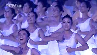 Highlights of the BeiJing 北京 2008 Paralympics Opening Ceremony (HD)