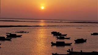 PoYang Lake 襄阳湖 scenery, JiangXi province