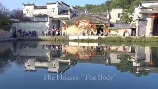 HongCun 宏村 Village, AnHui province