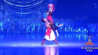 Silk Road of the Sea - a great stage performance