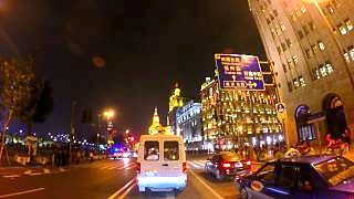 Video : China : ShangHai 上海 night drive ...