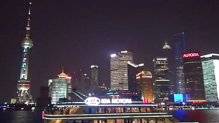 Video : China : ShangHai 上海 by night (3)
