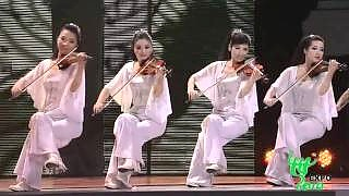 The ShangHai 上海 World Expo farewell concert