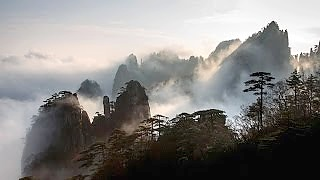 A trip to the sacred HuangShan Mountain 黃山, AnHui province