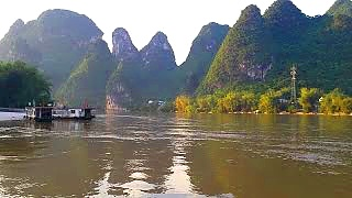 Video : China : A 'spiritual' trip to GuiLin 桂林, GuangXi province