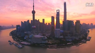 Video : China : ShangHai 上海 from the sky
