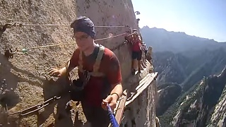 Video : China : Hiking adventures in China 中国