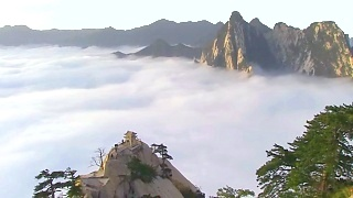 Video : China : Trips to the awesomely beautiful HuaShan 华山 ...