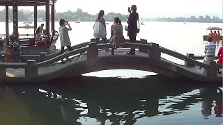 Video : China : Scenes from HangZhou 杭州 in ZheJiang province
