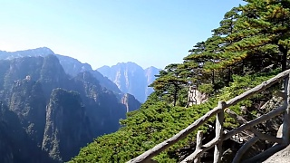 The awesomely beautiful HuangShan 黄山 National Park and Nature Reserve