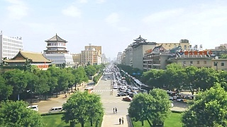 Video : China : Xi'An 西安 scenes ...