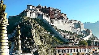 Temples and monastries of Tibet 西藏, China