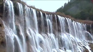 Video : China : The beautiful JiuZhaiGou 九寨沟 National Park