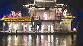 Video : China : Beautiful scenes from `Impression West Lake` 印象西湖