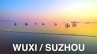 A trip to WuXi 无锡 city, JiangSu province