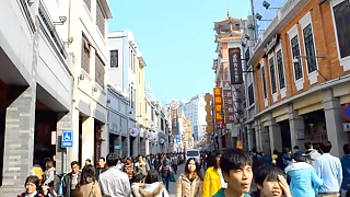 Video : China : GuangZhou 广州 for two