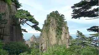 HuangShan 黄山, the beautiful Yellow Mountain