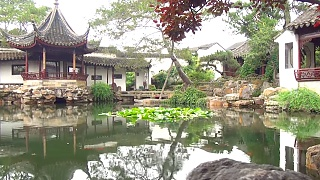 A guide to beautiful SuZhou 苏州 old town
