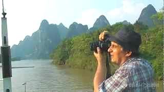 Li River 漓江 boat trip : Guilin to YangShuo; GuangXi province
