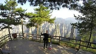 ZhangJiaJie 张家界 scenes, HuNan province
