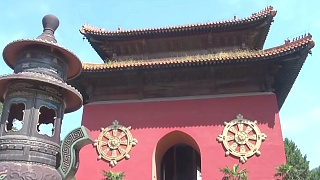 The Putuo ZongCheng Temple 普陀宗乘之庙 in ChengDe 成德