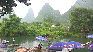 A visit to YangShuo 阳朔 in GuangXi province