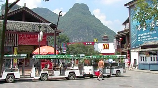 A trip to YangShuo 阳朔, GuangXi province – video