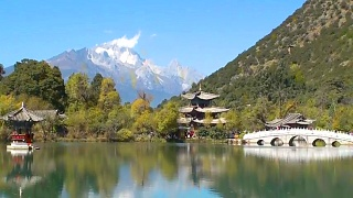 LiJiang 李江 and the Tiger Leaping Gorge 虎跳峡, YunNan province