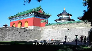 Video : China : The Temple of Heaven 天坛, Beijing (2)