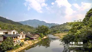 Beautiful GuiLin 桂林 in timelapse