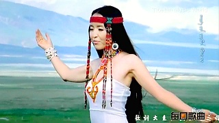QingHai Lake 青海湖 - a beautiful music video