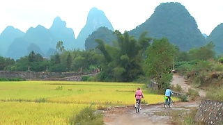 Video : China : A trip to GuiLin 桂林 and YangShuo 阳朔, GuangXi province