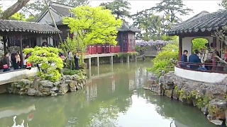 Video : China : SuZhou 苏州 scenes