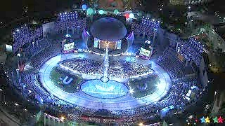 Video : China : The ShenZhen 深圳 Universiade Closing Ceremony Gala 2011