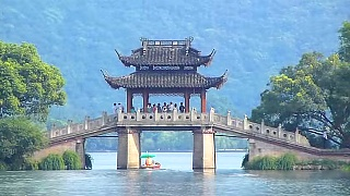 Video : China : HangZhou 杭州 - 'Heaven on Earth'