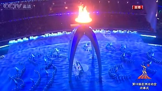 Video : China : The 2010 Asian Games closing gala - best songs