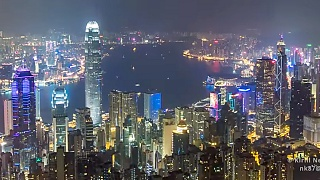 Video : China : Hong Kong 香港 in time-lapse (7)