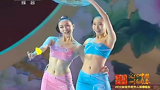 Beautiful south China dance