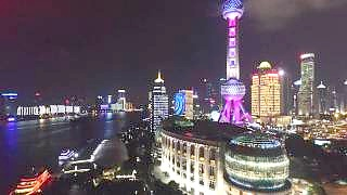 Flying around ShangHai 上海
