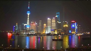 New Year's Eve fireworks 2014, ShangHai 上海