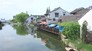 Video : China : A trip to scenic XiTang 西塘, ZheJiang province