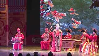 The Tang Dynasty Show in Xi'An 西安