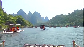 Video : China : Things to see and do in YangShuo 阳朔 and GuiLin 桂林