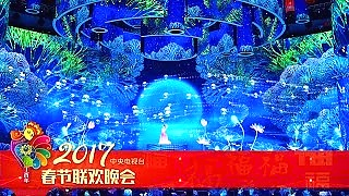 The awesome Spring Festival Gala 2017