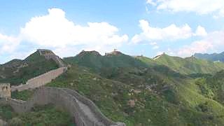A trip to JinShanLing 金山岭 Great Wall