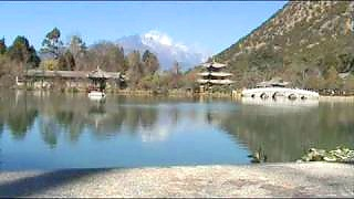 Video : China : Jade Dragon Snow Mountain 玉龙雪山 and LiJiang 丽江, YunNan province
